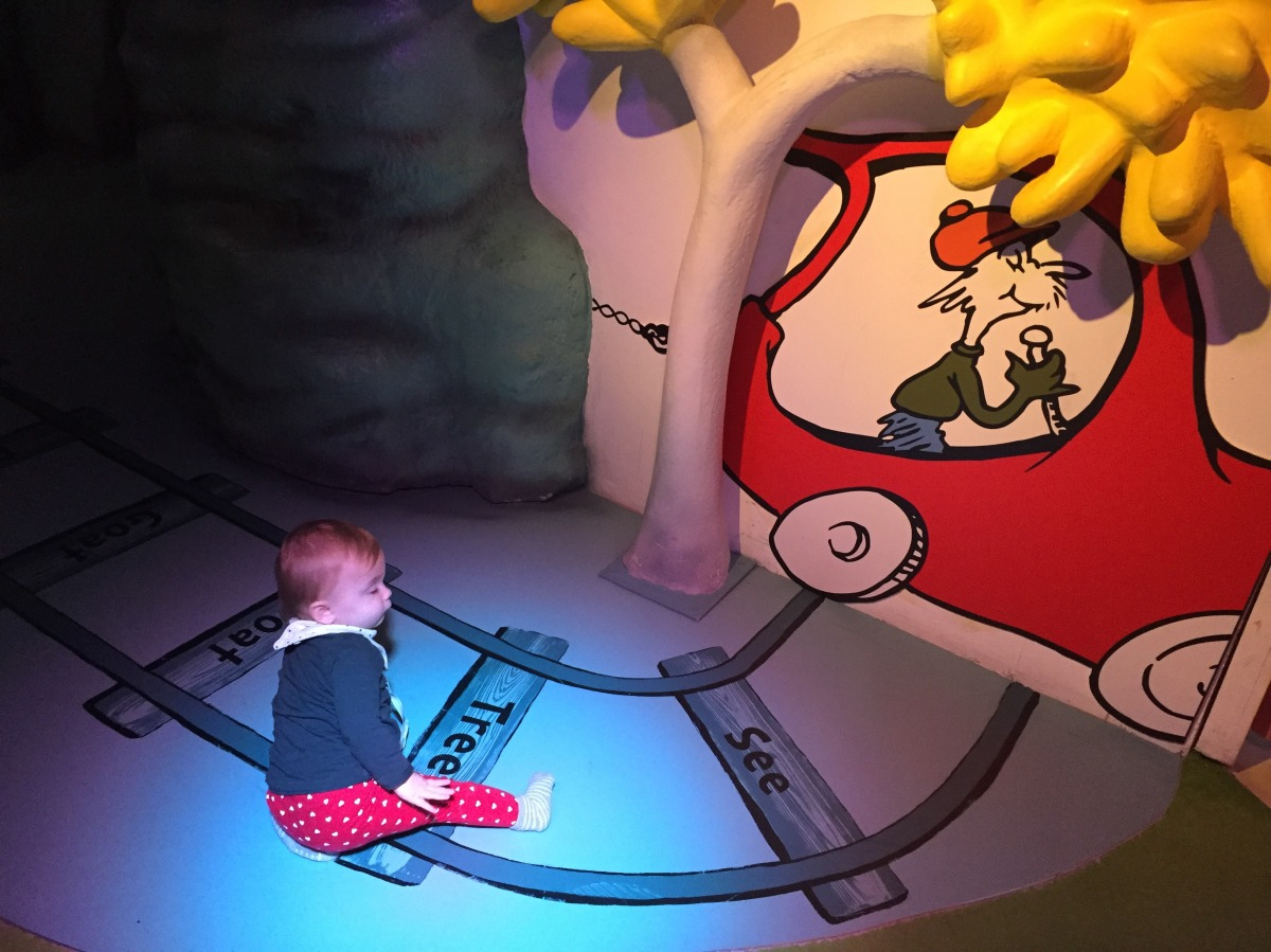 Explore the Fantastic World of Dr. Seuss at the Discover Children's Story Centre