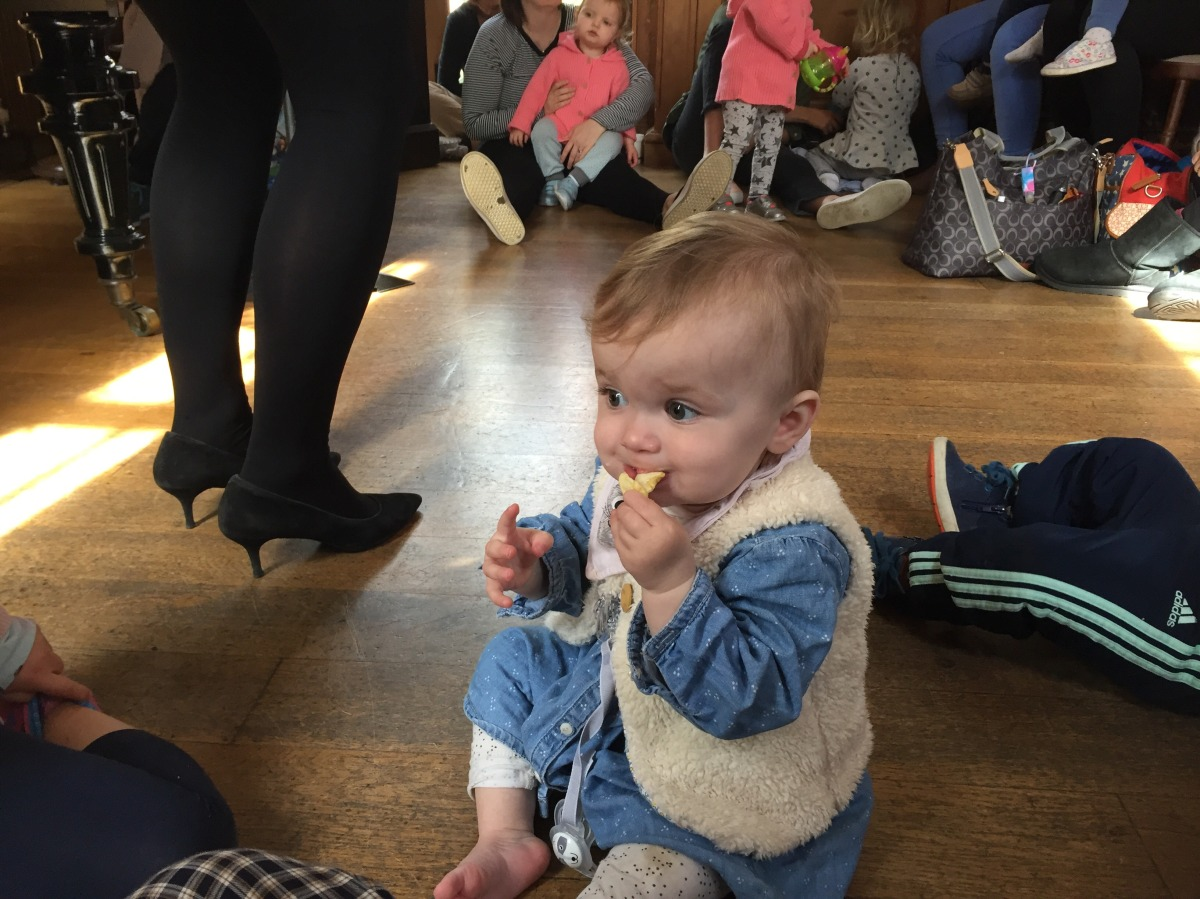 Introduce your child to the joys of live classical music at a Bach to Baby concert