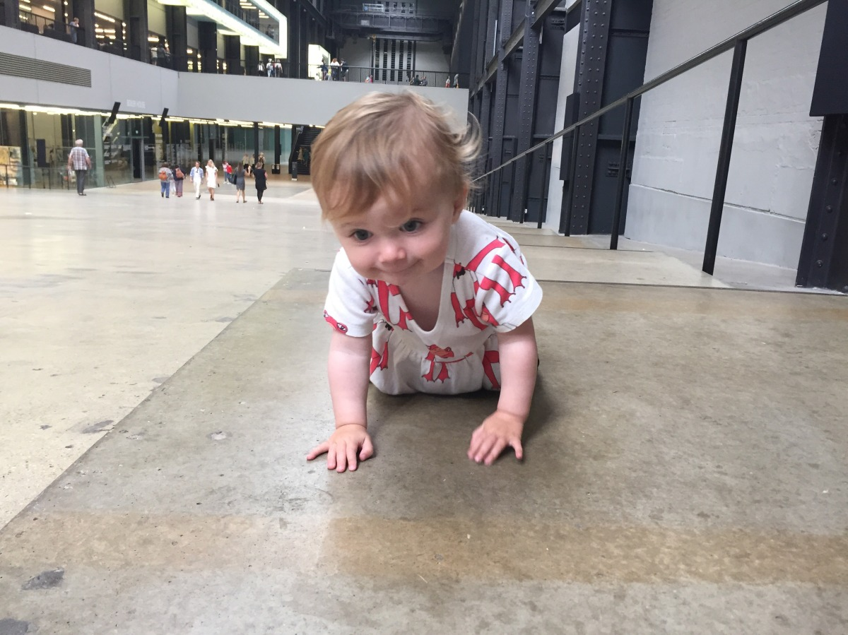 Let your hair down in the Turbine Hall and make shadow art at the Tate Modern