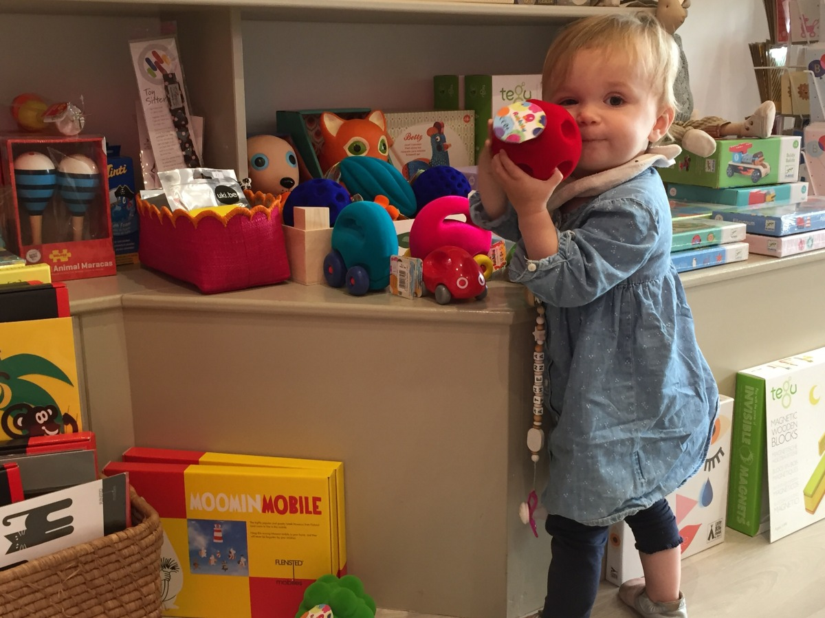 Kit out the playroom with stylish toys and accessories from Ottie and the Bea