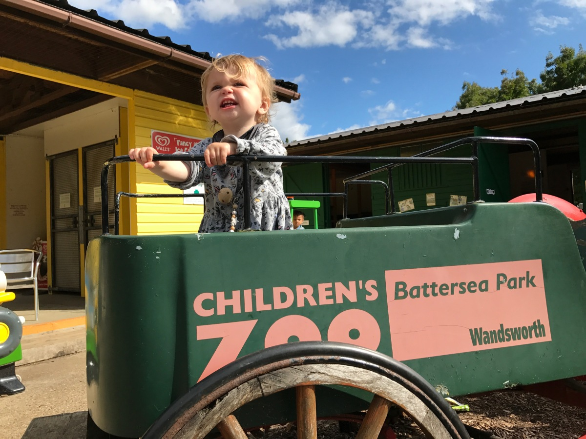 Meet a mini menagerie and play the day away at Battersea Park Children's Zoo