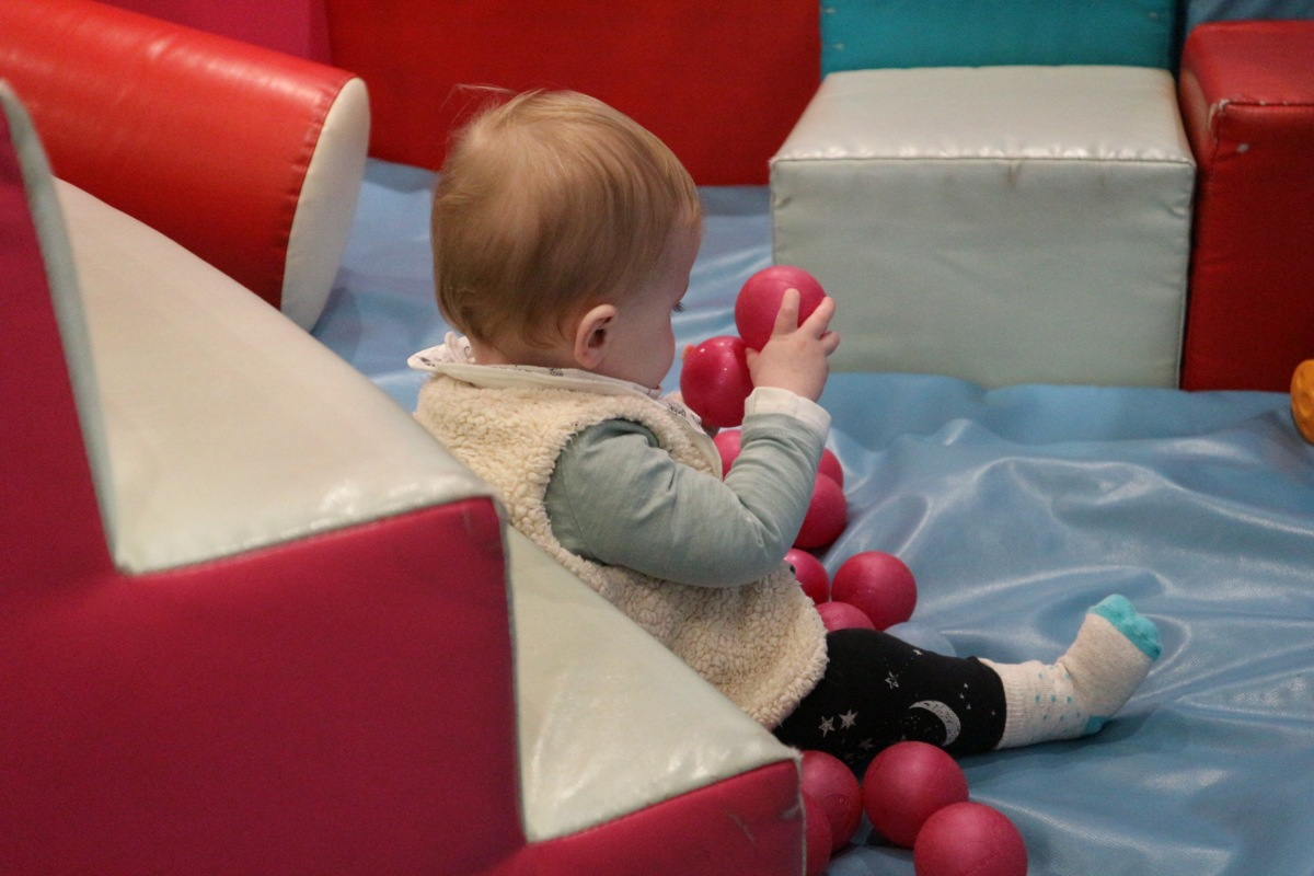 Seven London cafes with decent-sized play areas