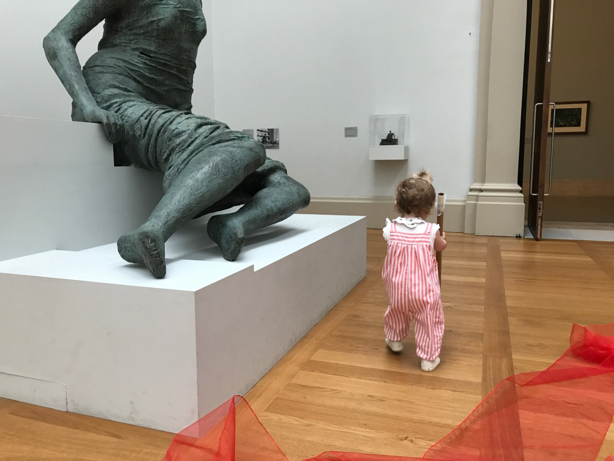 Unleash their creativity at Under Fives Explore the Gallery at Tate Britain