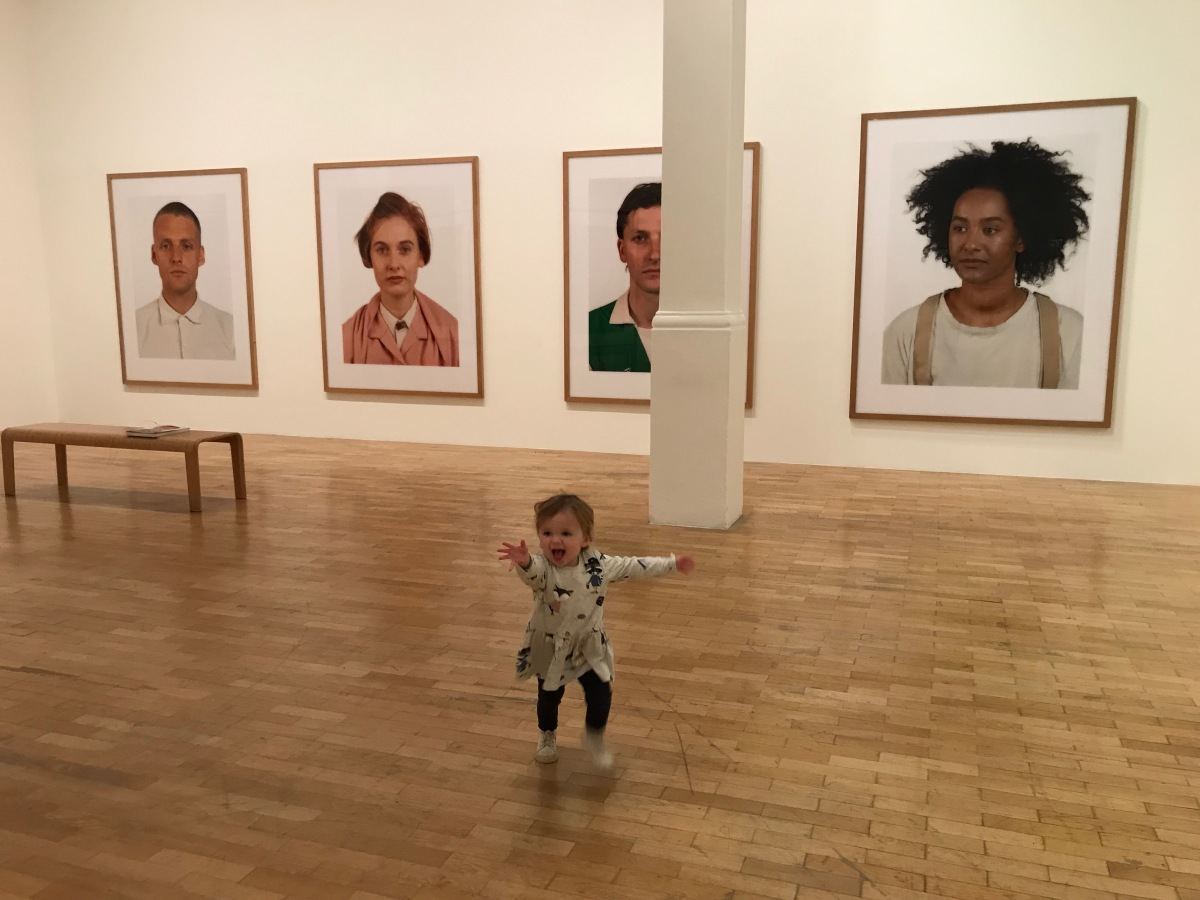 Tour the Whitechapel Gallery with your toddler at a guided Crib Notes session