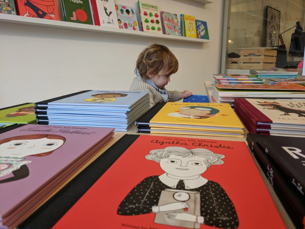 Seven amazing independent children's bookshops in London
