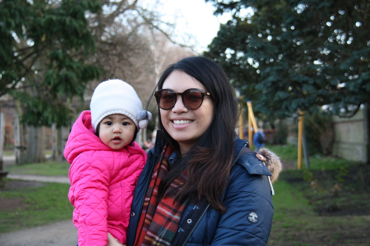 Local parent: Stephanie in Parsons Green