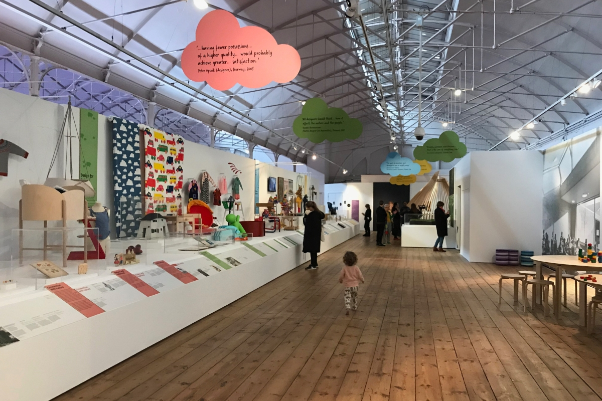 Century of the Child: Nordic Design for Children at V&A Museum of Childhood