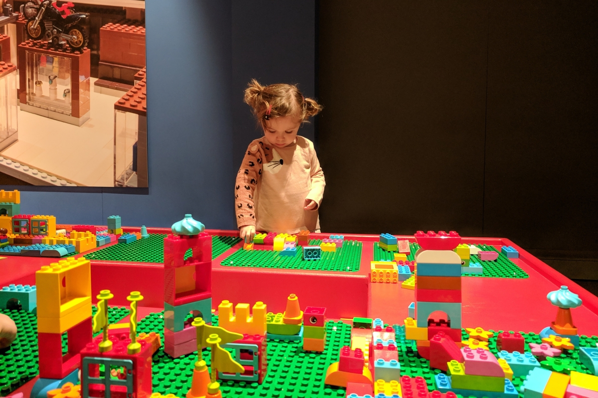Explore the world in LEGO with Brick Wonders at the Horniman Museum