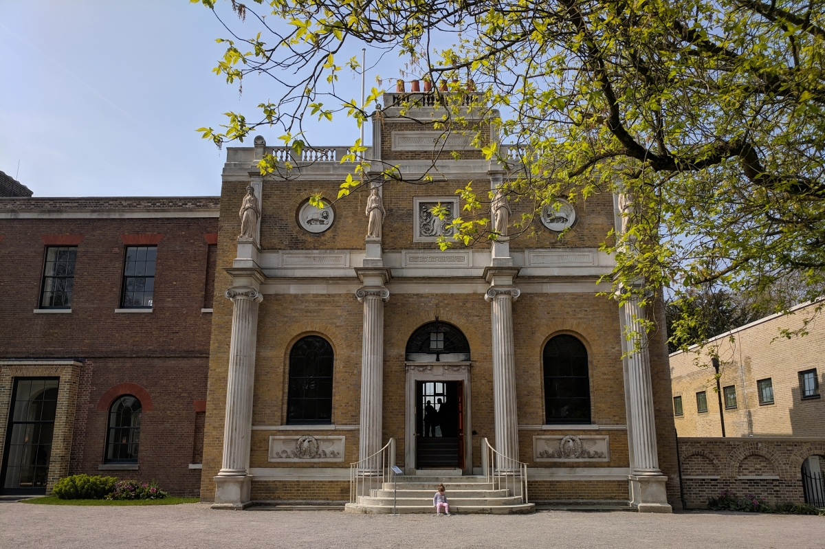Discover fun kids' activities in every room at Pitzhanger Manor & Gallery