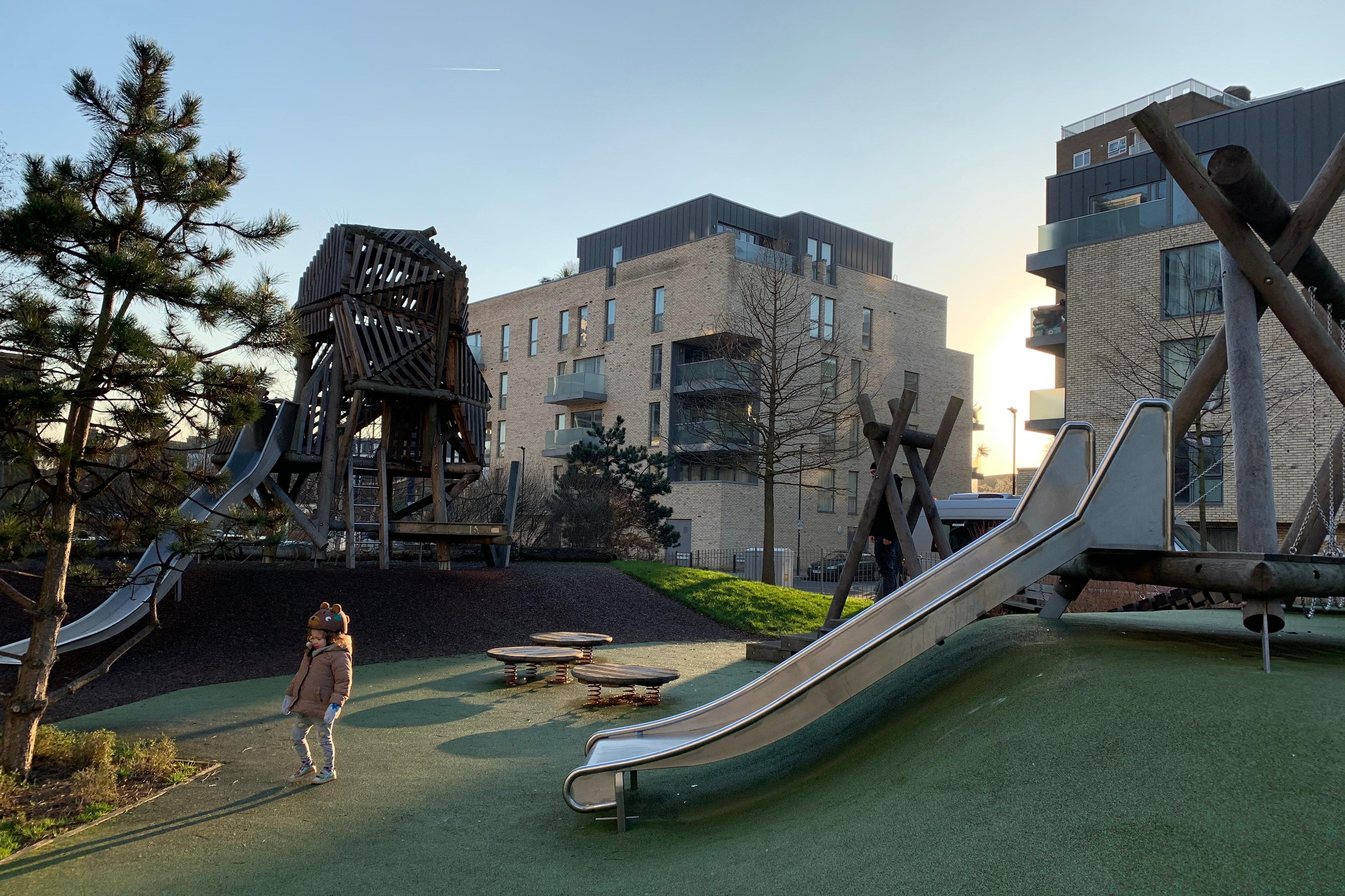 woodhouse urban park